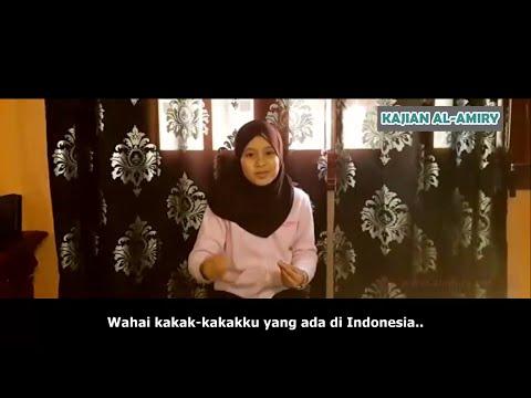 Untuk Kakak-Kakak Yang Ada Di Indonesia