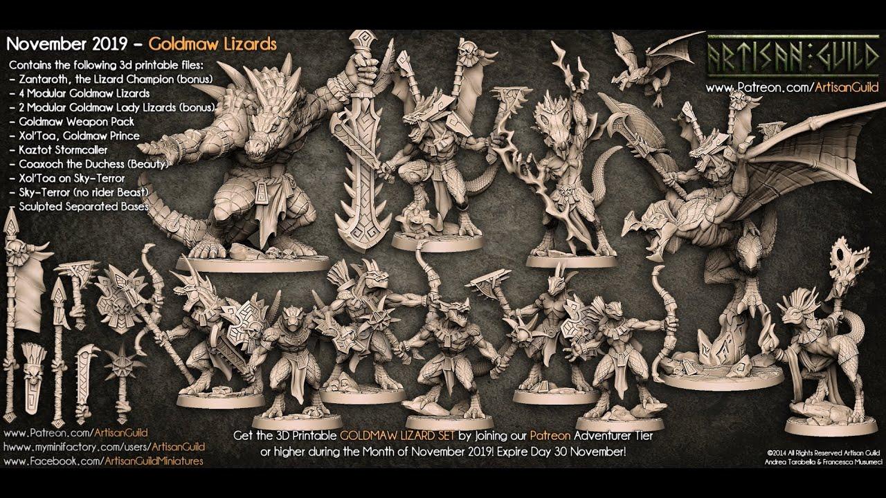 artisan guild patreon
