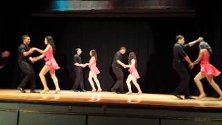 Dominican College Latin Dance Team Third Annual Talent Show 2013