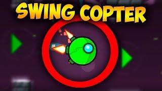 Как пройти гд играя за Swing copter?