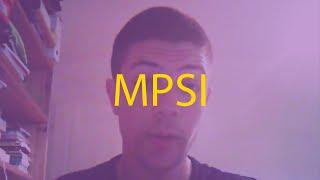 Mes études - Classe prépa MPSI au Lycée Fermat (MP3) #1