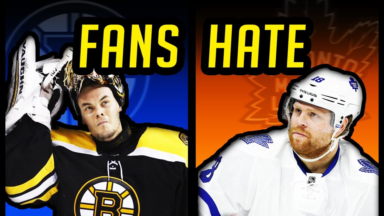NHL/5 Players HATED By Their OWN Fanbases (Pt.2)