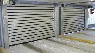 Rytec Spiral® LH (Low Headroom) Door