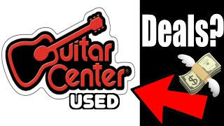 Can I Find a Deal @ Guitar Center? | Guitar Hunting with Trogly