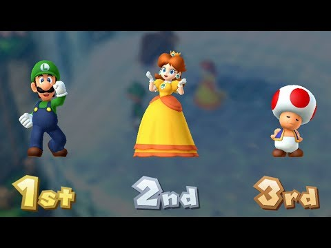 Mario Party 10 - Coin Challenge #50