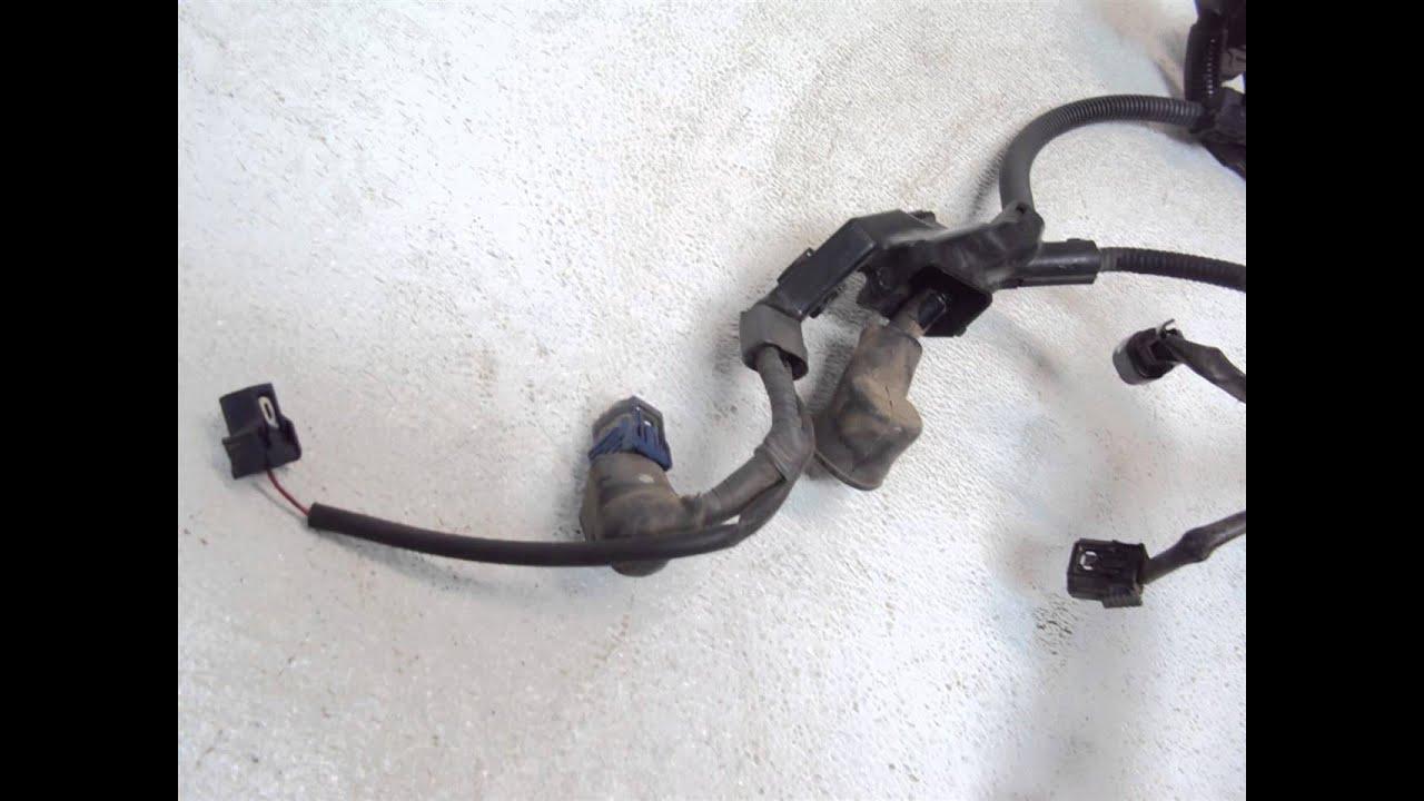 2010 Honda Pilot Engine Wire Harness 32110 Rn0 A50 Ahparts Com