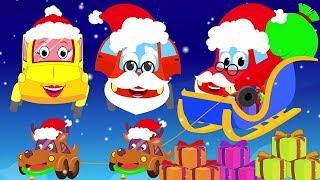 我们祝你圣诞快乐 | 孩子们的圣诞歌 | 儿童漫画和婴儿歌曲 | Wish You A Merry Christmas In English | Kids Channel China