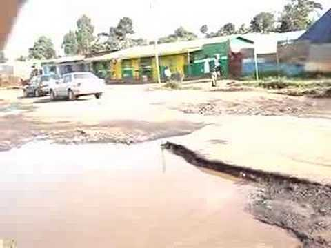 Holy route 102 - Dagoretti Corner to Kikuyu town