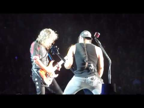Metallica -  I Disappear and Anesthesia  Solo Jam (Rose Bowl, Los Angeles CA 7/29/17)