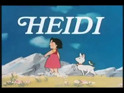 Heidi g n rique du dessin anim youtube - Haidi dessin anime ...