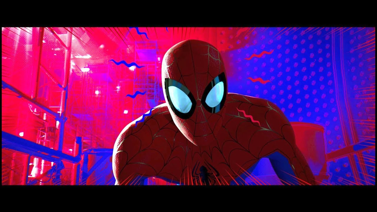 ŽMOGUS-VORAS™: Į NAUJĄ VISATĄ / Spider-Man™: Into The Spider-Verse (2018) animacinio filmo anonsas