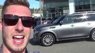 Lexus of Kelowna - 2016 Infiniti QX 80 Limited Walk Around Video