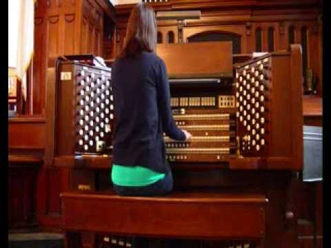 Organ Photo shoot Applause