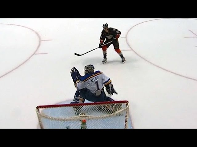 Shootout: Blues vs Ducks