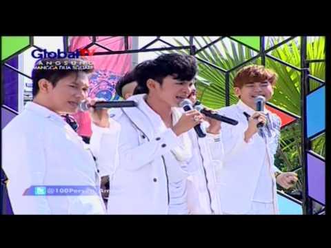 S9B (SUPER9BOYZ) Live At 100% Ampuh (30-01-2013) Courtesy GLOBAL TV