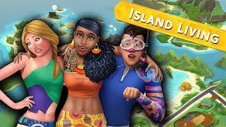 The Sims 4: Island Living - SYRENKOWE ŻYCIE!