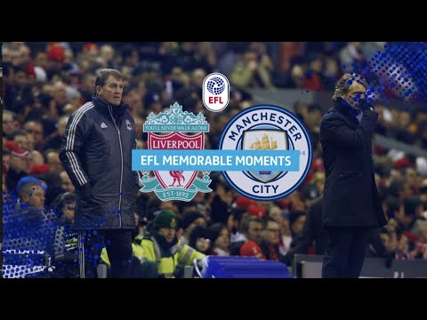 FULL GAME | Liverpool and Manchester City play out thrilling League Cup Semi-Final second leg!