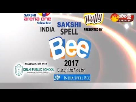 Sakshi India Spell Bee Quarter Finals -2017 || Category -2