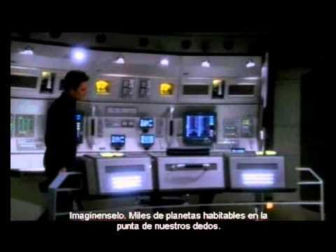 "Star Trek Enterprise NX-01 launch ceremony OV ""sub spanish"""