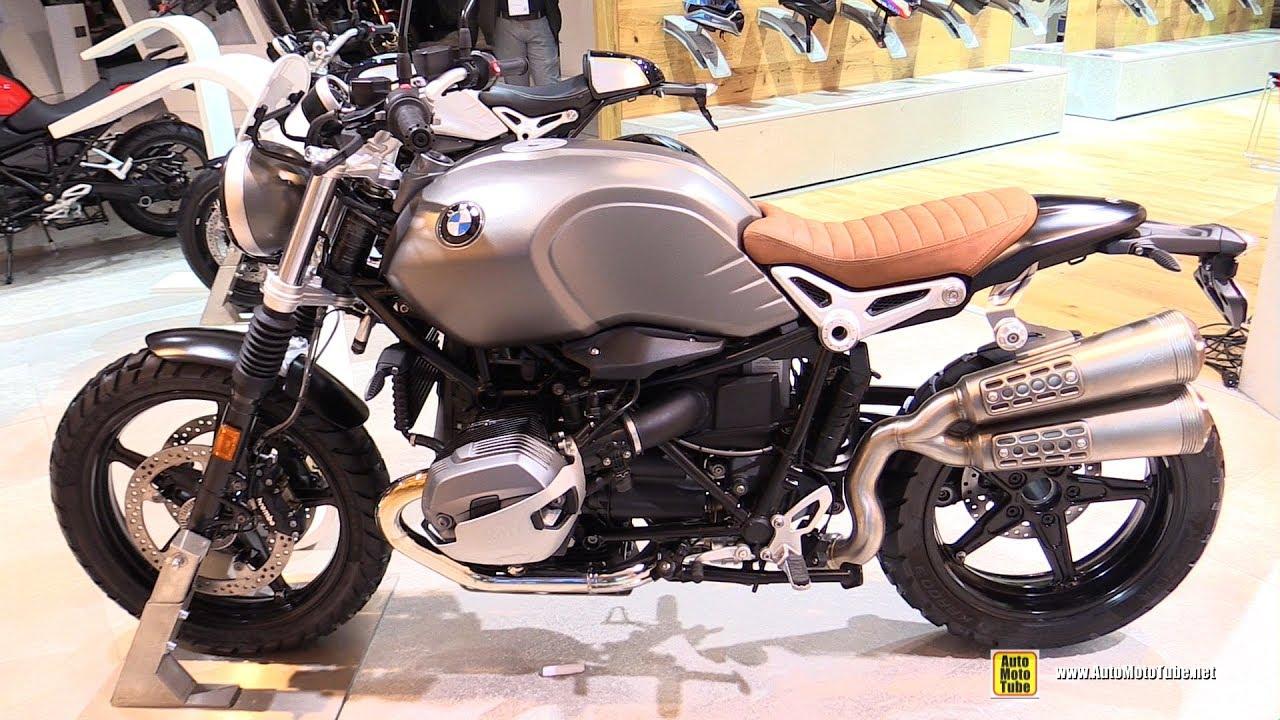 2017 Bmw R Nine T Scrambler Bmw Motorrad Customized Walkaround