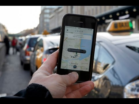 Focus - Uber ou la fin des taxis traditionnels