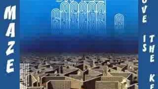 MAZE featuring Frankie Beverly - Love Is The Key 1983