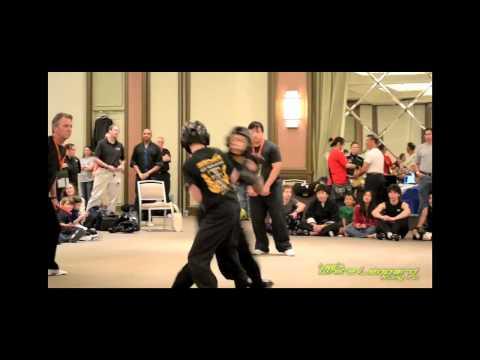 Sparring - Derek Loh ICMAC Tournament Dallas May 2...