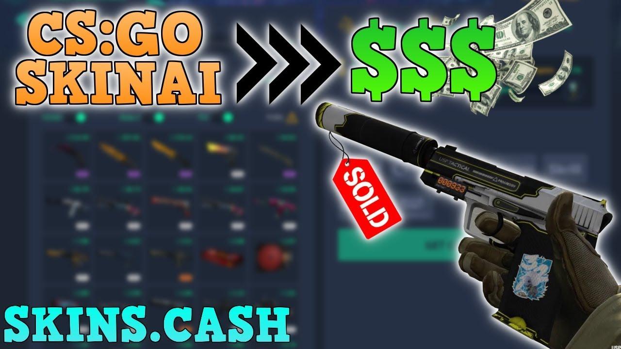 Skinai į Pinigus! [skins.cash] :3 - YouTube