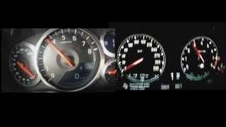 Nissan GT-R VS BMW M5 F10 (0-100KM/H) (100-270KM/H) Моя партнерская...