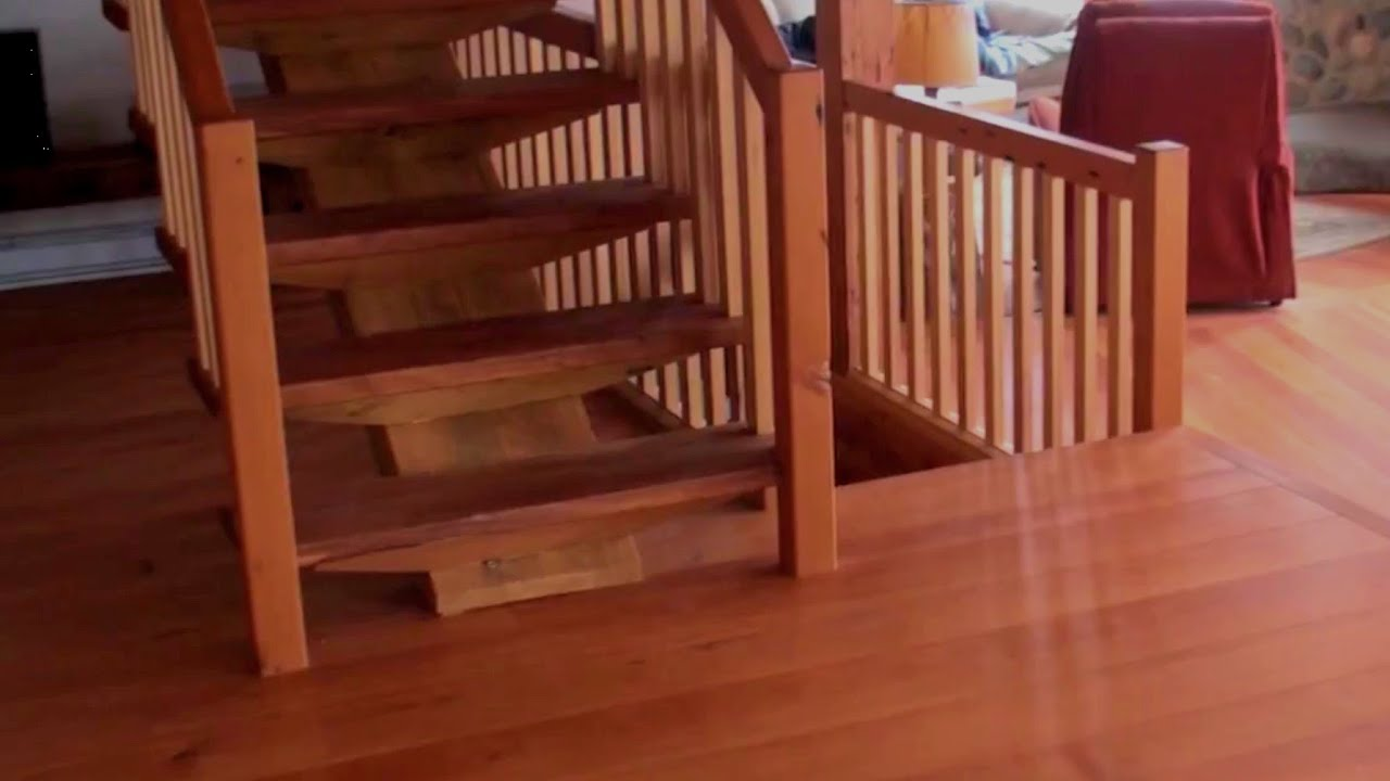 Funky Eco Flooring   The Story Of Sustainable Fir Flooring From The Gulf  Islands