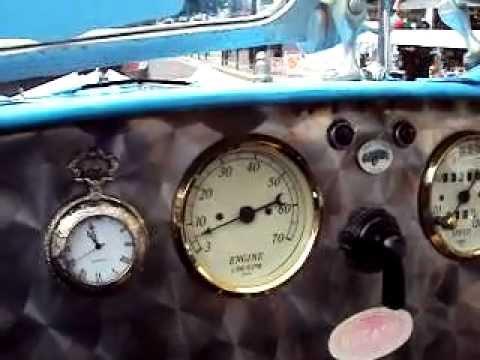 02- Bugatti Ramble in London