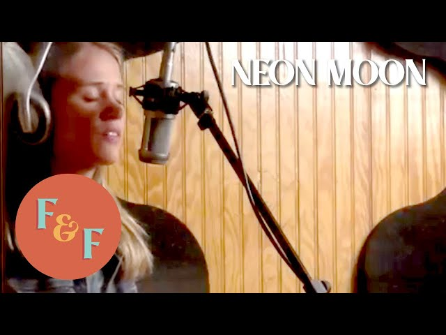 Neon Moon by Brooks and Dunn - Kacey Musgraves Arrangement (Cover) - Foxes and Fossils
