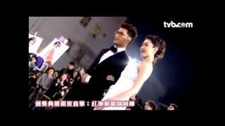 陳展鵬 Ruco chan  & Nancy wu -  TVB Red Carpet  2011