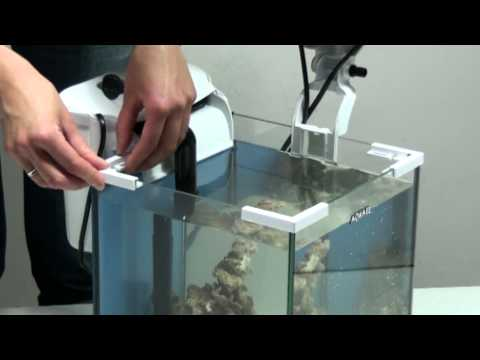 Aquael NANOREEF - Setting Up A Nano Reef
