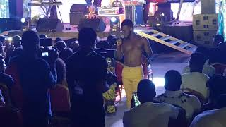 BRODA SHAGGI's full performance at the Headies 12  Nominee party