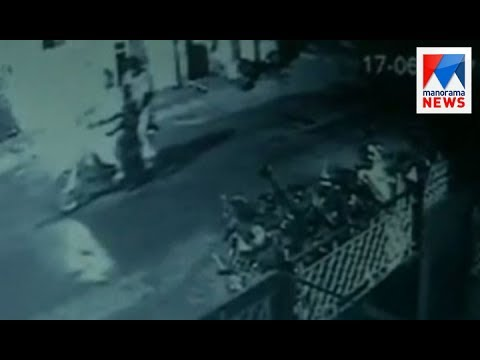 Petrol bomb hurled at  Coimbatore CPM office, no casualties | Manorama News