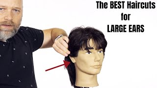 The Best Haircuts For Large Ears Thesalonguy