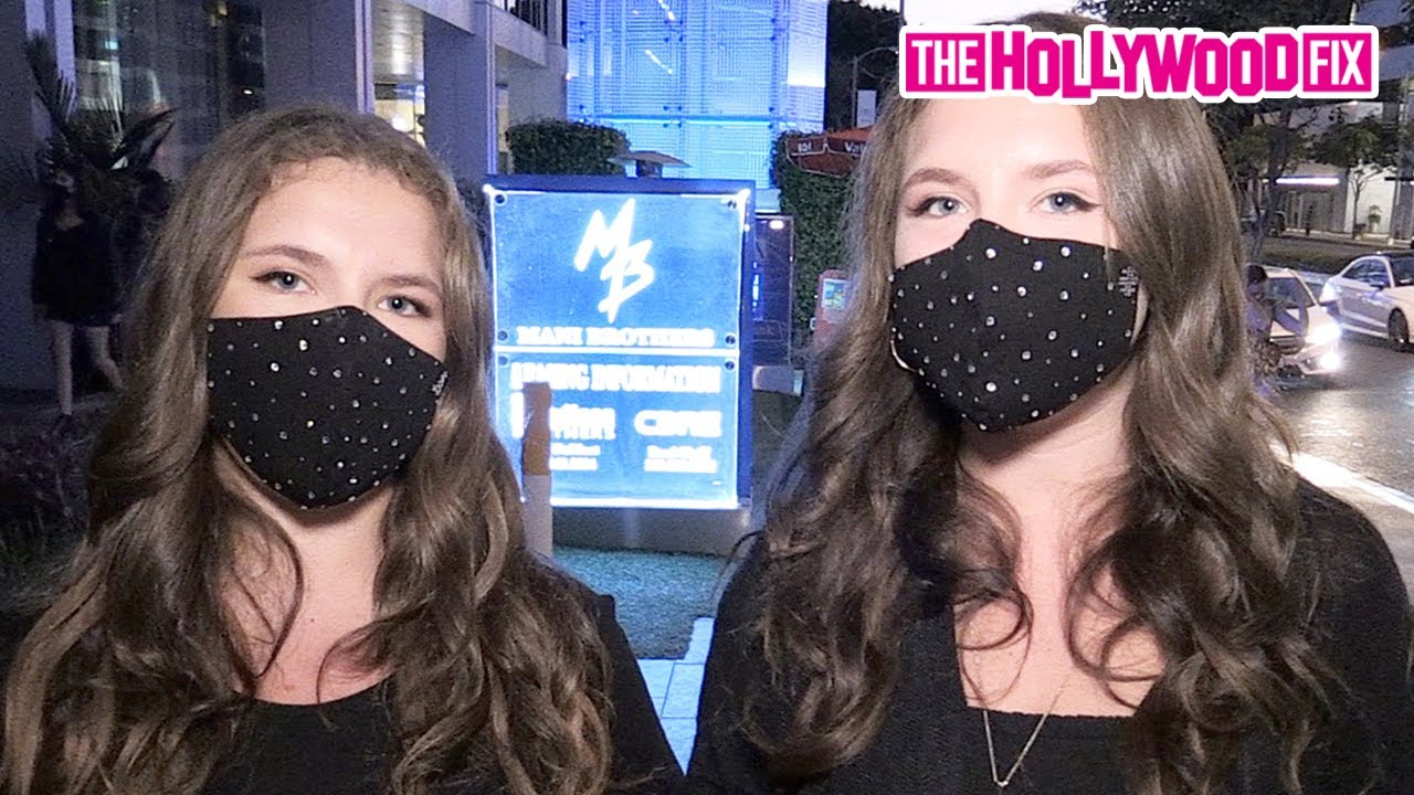 The D'Ambrosio Twins Speak On Their New TV Show, Favorite TikToker's & More At Indi Star's Party