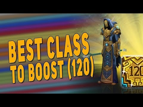 BfA BEST CLASSES TO BOOST (Tanks | DPS | Healers) | Most Fun Specs To Play - WoW Patch 8.2.5