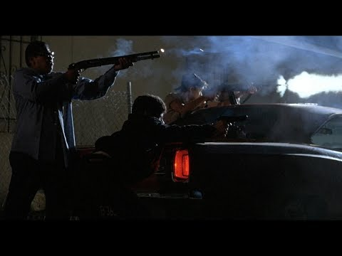 Colors - BADASS Gang Shootout Scene (1080p)