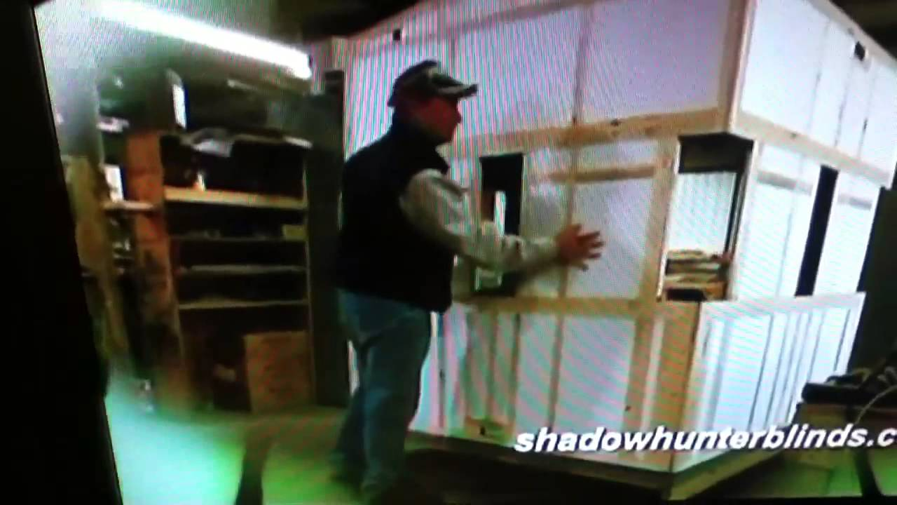 shadow watch blinds hunter blind kit