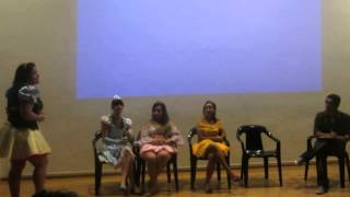 """LIVING DRAMA FESTIVAL 2013 - """"BEHIND THE GOLDEN CROWNS"""" (Part 1)"""