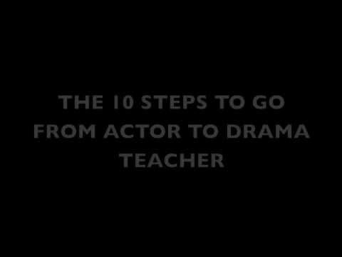 Actor to Drama PGCE Guide