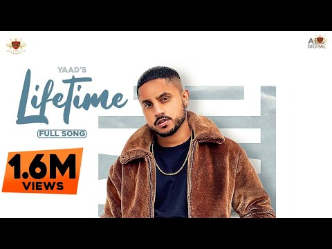 LIFETIME : Yaad [Official Video] Jay Trak | Minister Music