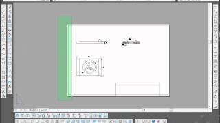 Вывод чертежа на печать в AutoCAD(Источник: http://autocad-lessons.ru., 2011-10-06T17:04:19.000Z)