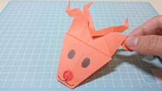 Christmas Decorations Ideas DIY! How to Make Easy Origami Reindeer