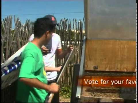 World Challenge Finalists IDER Brazil - Save Our Seaweed (2007)