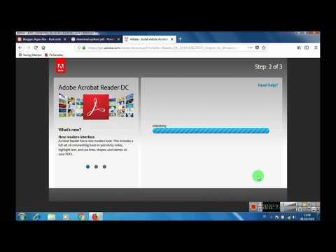 Cara Install Dan Download Acrobat Reader Terbaru Untuk Membuka File PDF