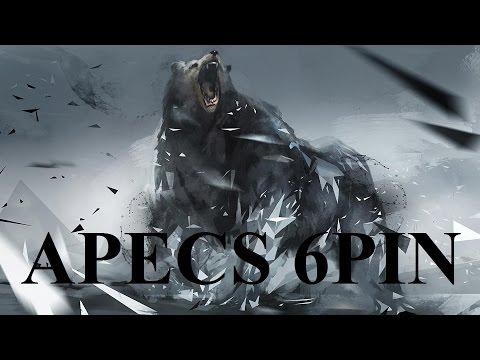 Взлом отмычками Апекс, Гард   ВСКРЫТИЕ ЗАМКА АПЕКС (APECS),