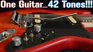 This ONE Guitar has EVERY WIRING HACK POSSIBLE! (well...almost...)